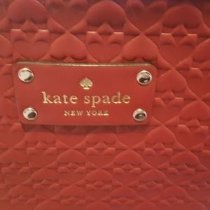 Kate Spade Penn Place Embossed large tote
