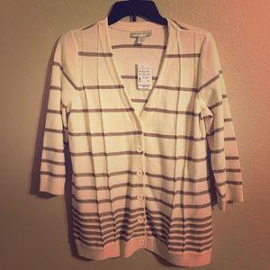 NWT Cardigan Sweater Size Medium