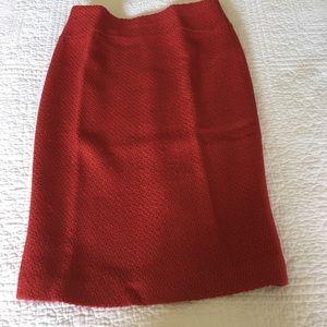 Read anthropologie skirt