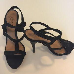 Mark & James by Badgley Mischa black heels