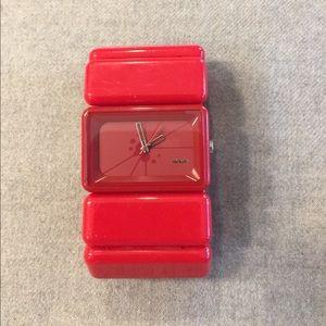 Red Nixon Watch