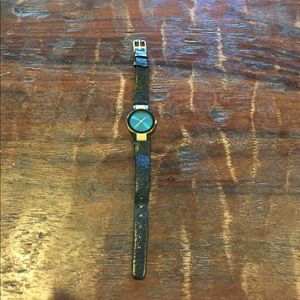 Vintage Christian Dior sapphire quartz watch