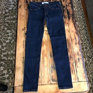 A&F Blue Jegging: Size 4R