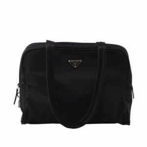 Prada Nylon Shoulder Bag 136749