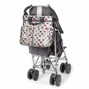 Skip Hop Baby Duo Signature Diaper Bag