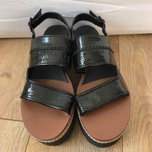 Zara Women Sandal Size 6