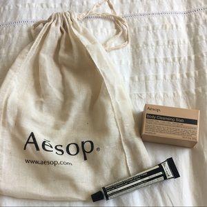 Aēsop® Travel Duo + Bag