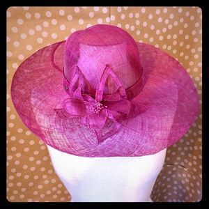 Gorgeous, stand-out hat