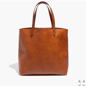 Practically new madewell transport tote