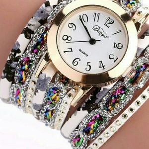 Boho Stacked Watch