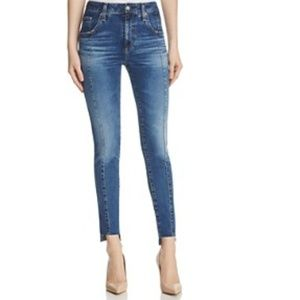 AG The Farrah High Rise Skinny Jean