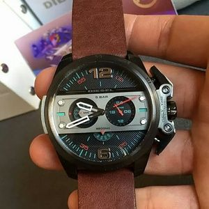 Brand New Authentic diesel chrono mens watch