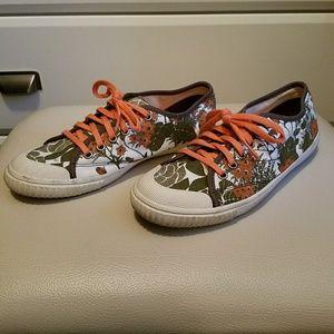 Tretorn Seksti Floral Fashion Sneakers