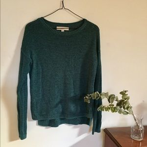 Green Loft Sweater