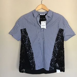 New with tags Zara top