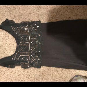 AE formal bodycon dress