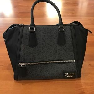 Guess willowbrook satchel