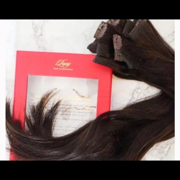 Luxy Hair Extensions Accessories Poshmark