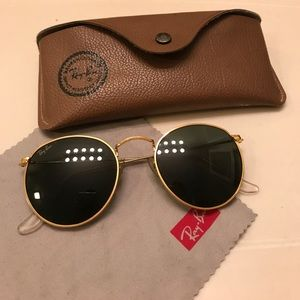 Vintage Ray Ban Round Original Bausch Lomb lenses