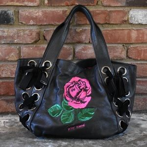 Betsey Johnson Leather Bag