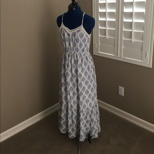 Strapped summer dress-size medium