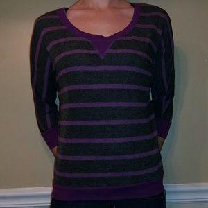 NY&C Light 3/4 Sleeve Sweater
