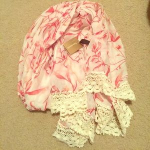 New Francesca's scarf