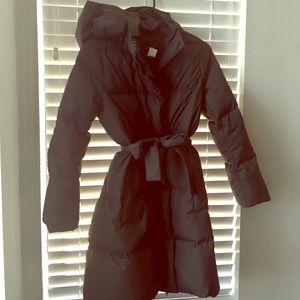 Jcrew retail Wintress puffer parka with hood
