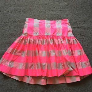 Jcrew trumpet skirt
