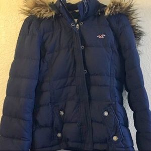 Hollister Down Feather Jacket