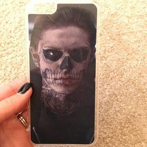 Evan Peters AHS Tate Iphone 6s Plus Case