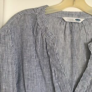 Old Navy stripped tunic