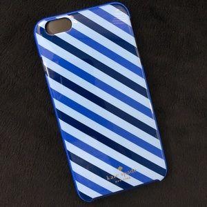 """Kate Spade """"iPhone 6 Plus"""" Hybrid Hardshell Case"""