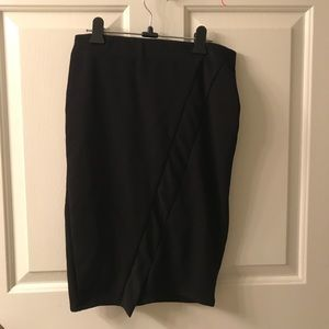 Black zara dress. Brand new.