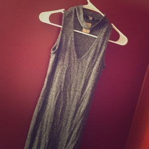 American eagle gray dress