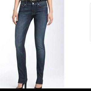 7 for all mankind Roxanne Skinny stretch size