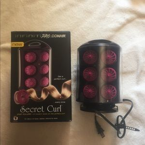Conair Infinity Pro curlers, new in box