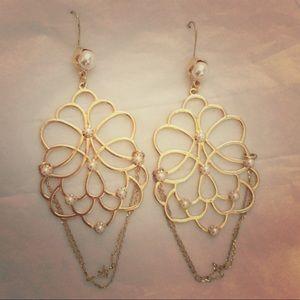 ASOS Chandelier Earrings