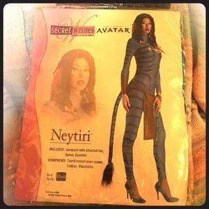 Neytiri - Avatar Halloween costume. NIB