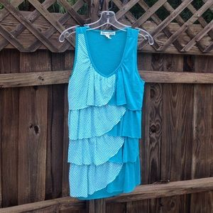 Tops - Cute French Laundry Tank Top🦋