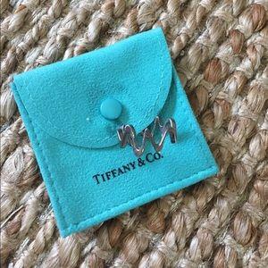 Tiffany zig zag ring