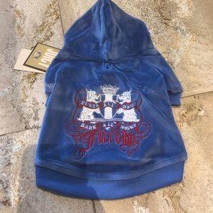 Dog sweat jacket