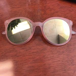 Anthropologie reflective sunglasses