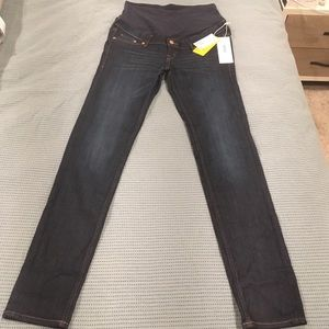 H&M MAMA skinny maternity jeans (size 6)