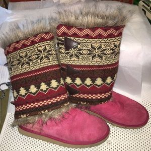 Mukluks Boot Warmer Covers Toppers