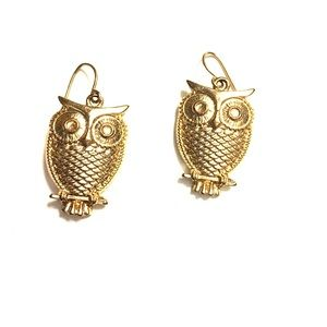 Gold owls 🦉 🦉 🦉