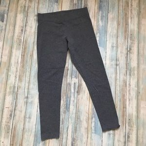 Aerie Chill Play Move Gray Leggings
