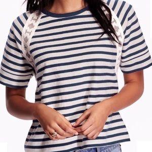 ♡ Striped Top ♡
