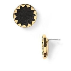 Black House of Harlow Sunburst Earrings