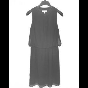 Banana Republic black dress size 4